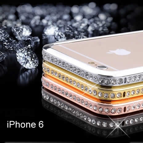 Crystal Bumper Classy Case for iPhone 6. What a beauty! - VistaShops - 1