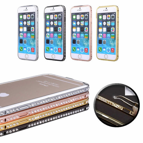 Crystal Bumper Classy Case for iPhone 6. What a beauty! - VistaShops - 2