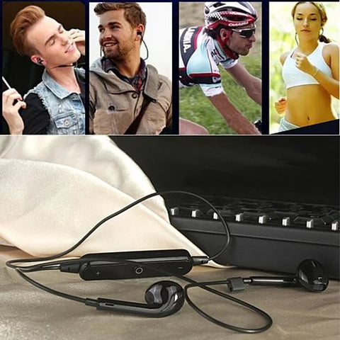 Ergonomic Comfy Bluetooth Headphones with Crystal Clear Sound - VistaShops - 3