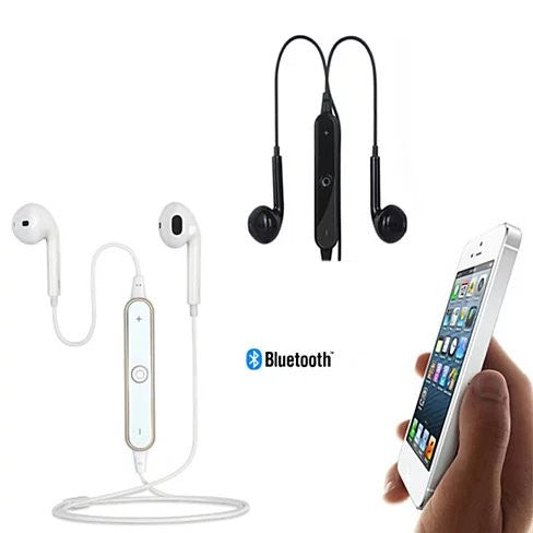Ergonomic Comfy Bluetooth Headphones with Crystal Clear Sound - VistaShops - 1