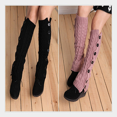 Fancy Feet - Button up your Boot Socks - VistaShops - 2