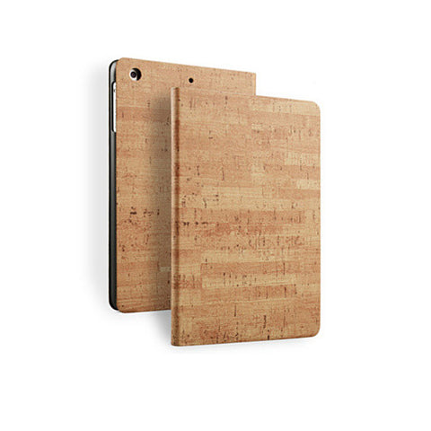 Cork Work iPad Case For Air And Mini