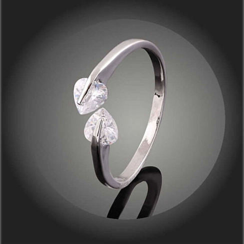 Sweet Promise Ring - Pledge to Love and Commit - VistaShops - 1