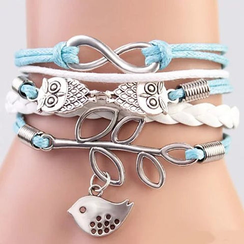 Lamore The Love and Affection Bracelets - VistaShops - 1