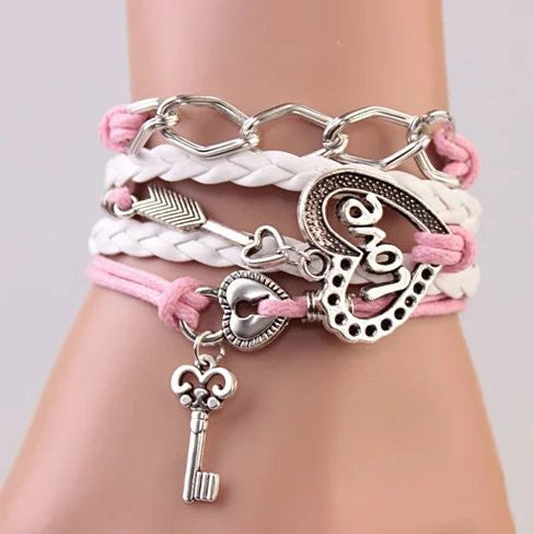 Lamore The Love and Affection Bracelets - VistaShops - 2
