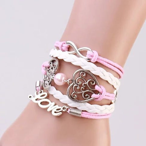 Lamore The Love and Affection Bracelets - VistaShops - 3