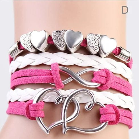 Lamore The Love and Affection Bracelets - VistaShops - 4