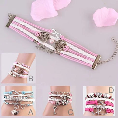 Lamore The Love and Affection Bracelets - VistaShops - 5