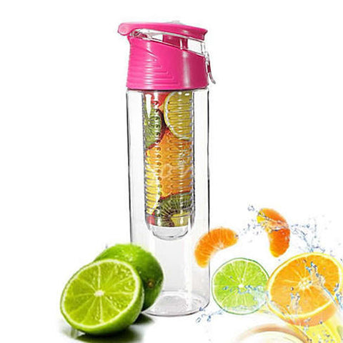 Fruit Cola Bottle a Fruit Infuser Drink Bottle - VistaShops - 3