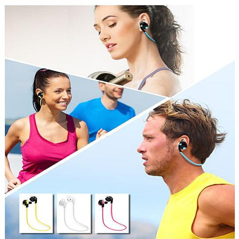 Buzz Free Bluetooth Wireless Headphones