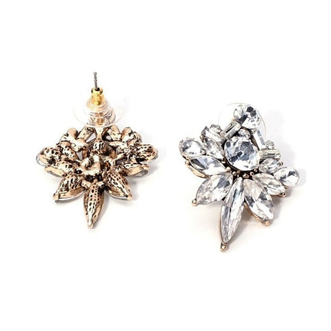 Precious Studs Statement Earrings
