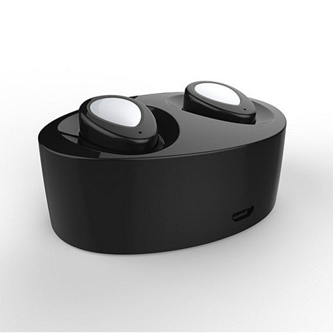 Wireless Earbuds With Storage Case And Charger