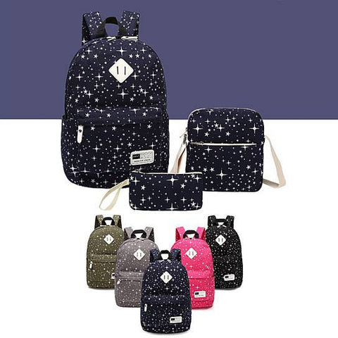 Galaxy Traveler A 3 In 1 Backpack Holiday Travels Made Easy By Journey Collection