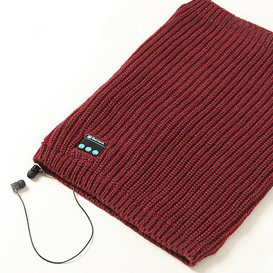 Bluetooth Infinity Scarf