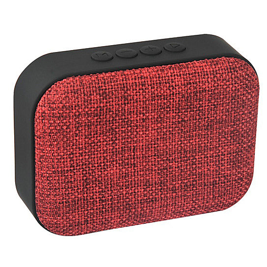 shopify-Clad Glad Vintage Style Bluetooth Speakers With Cloth Front-7