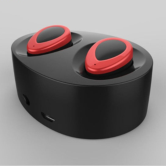 shopify-Wireless Earbuds With Storage Case And Charger-1