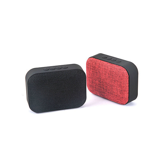 shopify-Clad Glad Vintage Style Bluetooth Speakers With Cloth Front-4