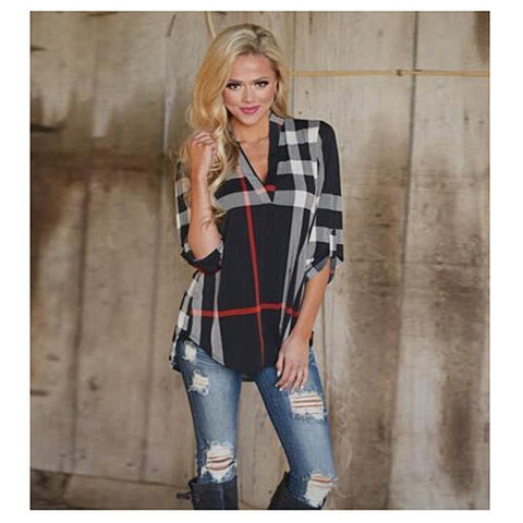 Londonite Shirt In Playful Plaids