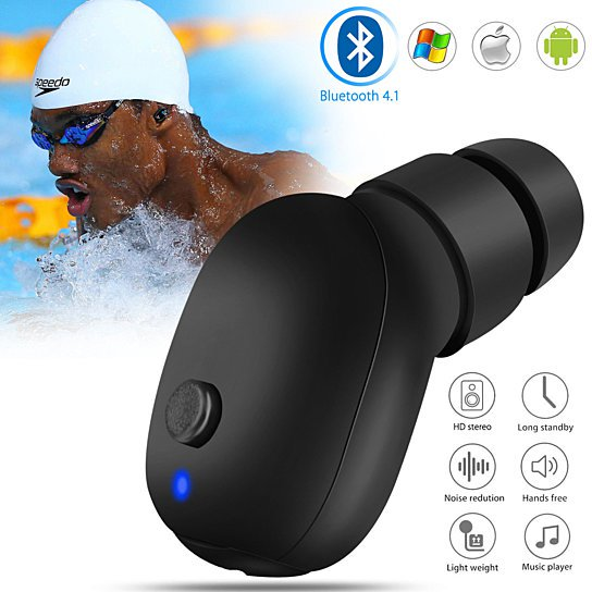 Solo Aqua Tunes A Bluetooth Waterproof Headphone