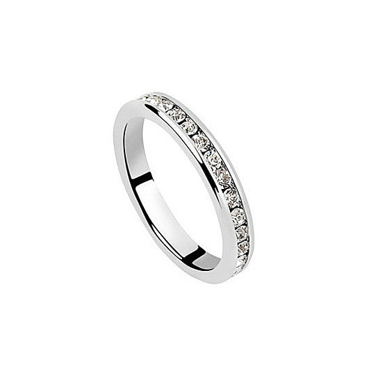 Sonoma Ring Eternity Wedding Band