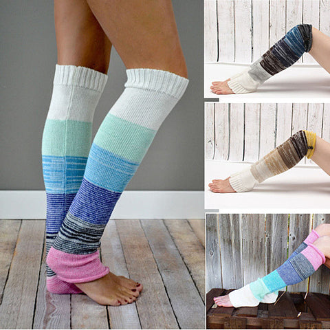 Prismo Winter Warmer Multi-Color Socks