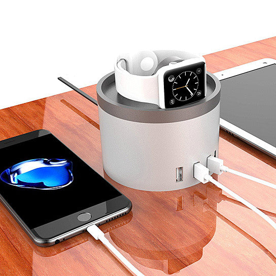 shopify-Homebase Charging Station For Gadgets And Smart Watches-1