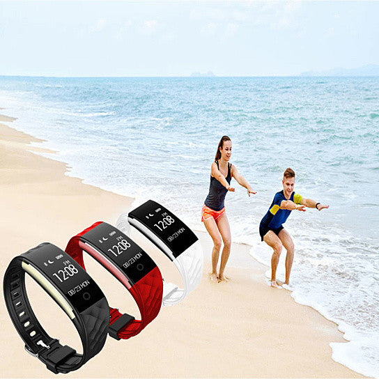 SmartFit Resurge A Waterproof Activity And HR Monitor Trainer With Message Minder Watch