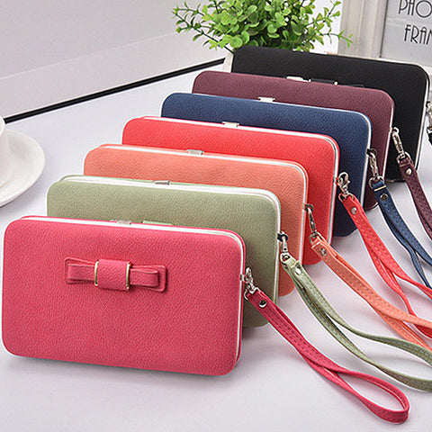 Festival Wallet In Vibrant Colors