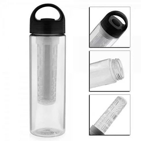Fruitzola - The Fruit  Infuser Water Bottle with Handle by Good Living in Style - VistaShops - 2