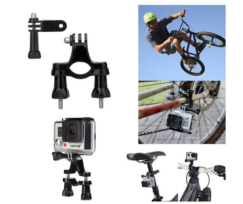Go Pro HD Camera Accessory 4 pc. Bundle for Hero - VistaShops - 2