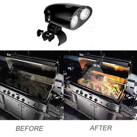 Grill Star Get The Grill Light And Cook Like A Star Chef - VistaShops - 3