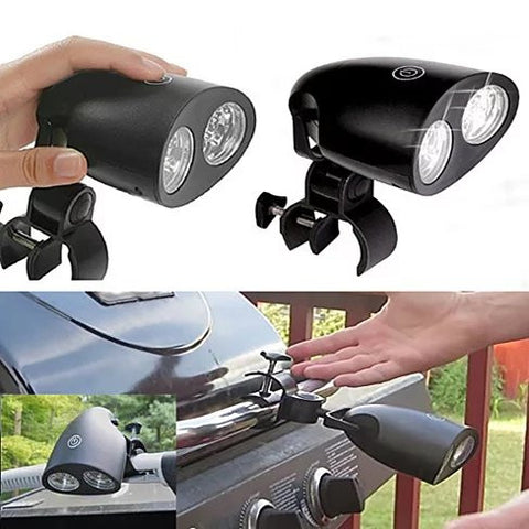 Grill Star Get The Grill Light And Cook Like A Star Chef - VistaShops - 4