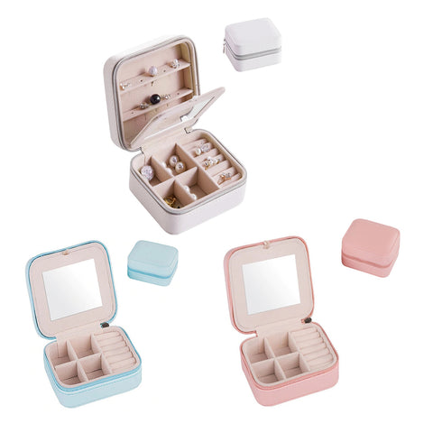 Cool Jewels A Palm Sized Compact Jewelry Box