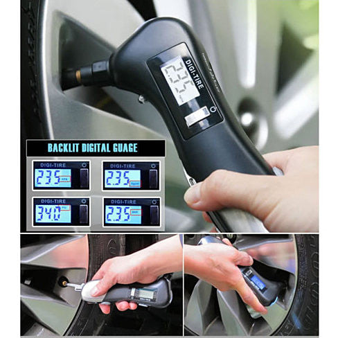 Handy Dandy Multi Functional Car Tool that makes your Glove Compartment look smart - VistaShops - 1