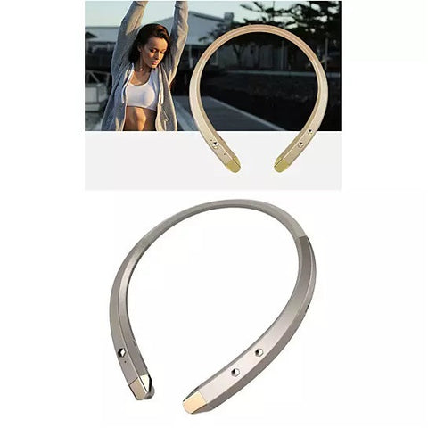 Sonic Halo Bluetooth Neckband Headphones with Microphone