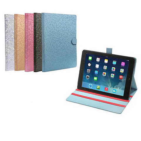 Honeycomb design iPad & iPadmini  Folio Case