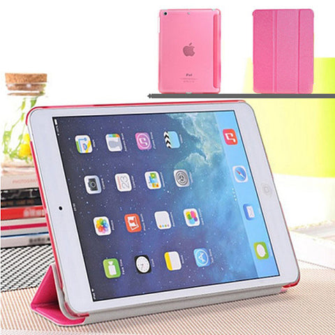 iPad Air and Mini Case with Stand and Screen Protector - VistaShops - 1