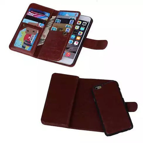 iPhone 6/6 Plus and Samsung Smartphone Removable Wallet Case with Wristlet - VistaShops - 1