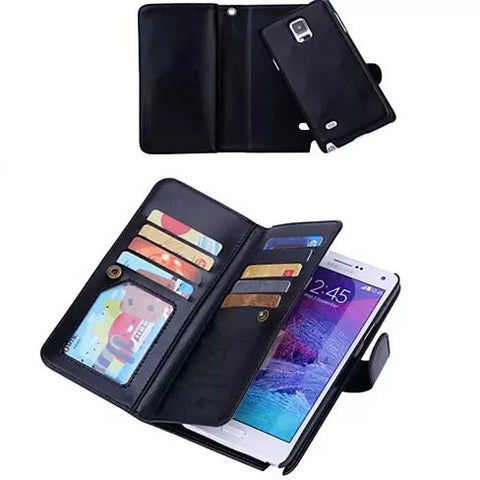 iPhone 6/6 Plus and Samsung Smartphone Removable Wallet Case with Wristlet - VistaShops - 5
