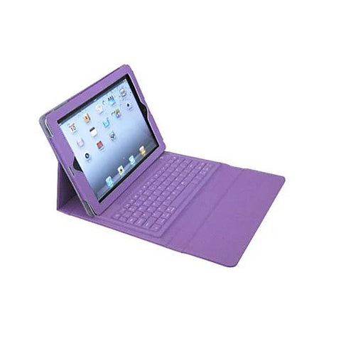 iPad Portfolio with built in Bluetooth keyboard for iPad 2/3/4 - VistaShops - 2