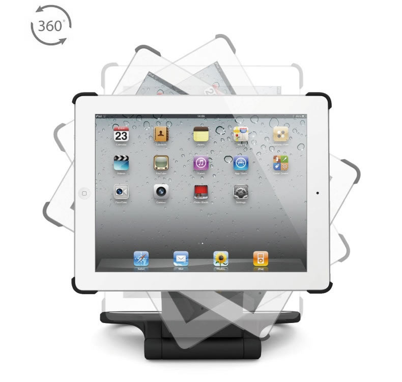 iPad Stand 360 - A Perfect View at any Angle - VistaShops - 1