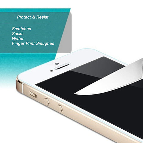 iPhone 4/4s & 5/5s/5c Glass Screen Protector - VistaShops - 3