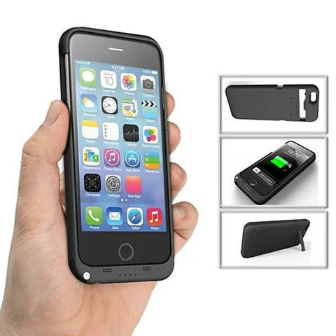 iPhone 6 Case with Extended Power Charger - VistaShops - 2