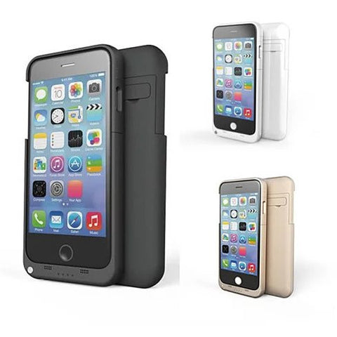 iPhone 6 Case with Extended Power Charger - VistaShops - 4