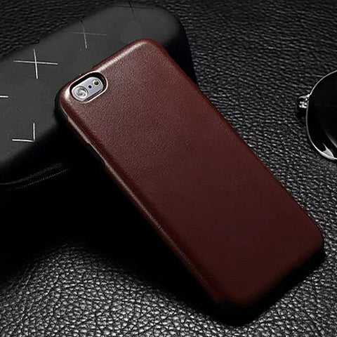 iPhone 6 Leatherette - Leather like case