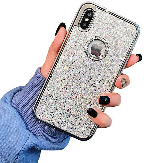 Krystal iPhone Case Shimmery And Shiny In  3 Colors