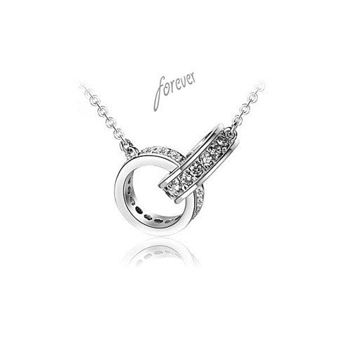 Inseparable - The 'In Love' Pendant and Chain