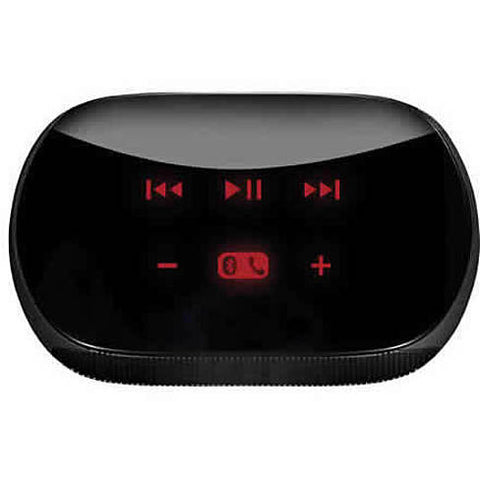 Mini Boom Bluetooth Speaker with touch screen controls