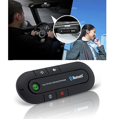 MultiPoint Bluetooth car Speakerphone - VistaShops