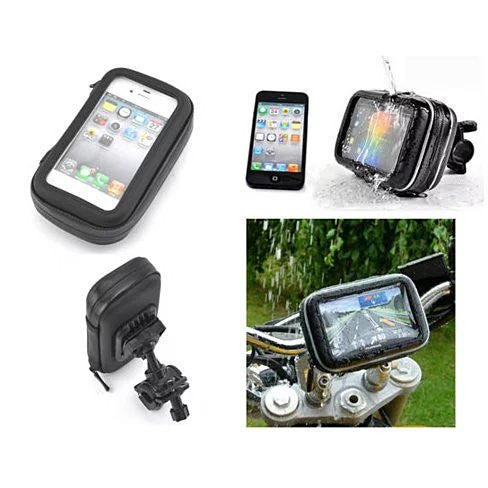 My Bike Buddy - All Weather Smartphone Case with Bicycle Mount - VistaShops